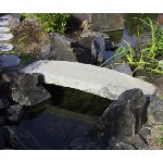 Ishi Hashi Magari 3 sizes to 6ft approx Granite Curved Bridge