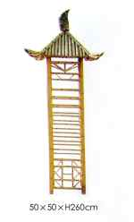 "Small Bamboo Pagoda ""Osimi"" 260cm high"