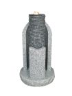 Arai, 90cm tall, Granite water feature Complete installation kit