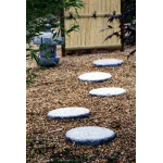 Granite Round Stepping Stones (Tobi-ishi) - 2 sizes available