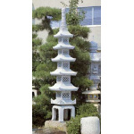 Granite Pagoda - Taisen 1500mm high (5ft approx)